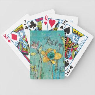 Affe und Mama Bicycle Spielkarten