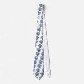 Affe - universell personalisierte krawatte