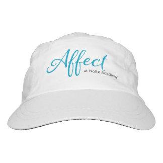 Affekt-Hut-Türkislogo Headsweats Kappe
