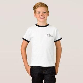 Affekt-Jungen-T-Stück T-Shirt
