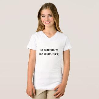 """Affekt-Kinder""""Arbeits-"""" T-Stück T-Shirt"""