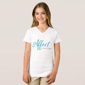 Affekt scherzt T-Stück T-Shirt
