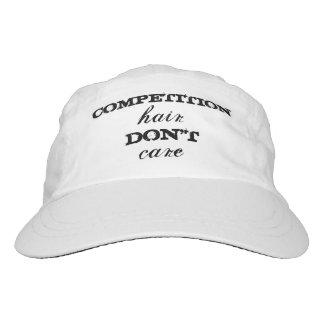 "Affekt-""Wettbewerbs-Haar-"" Hut Headsweats Kappe"