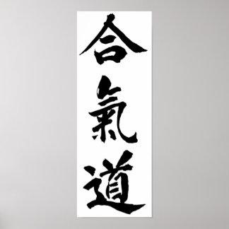 Affiche d'Aikido