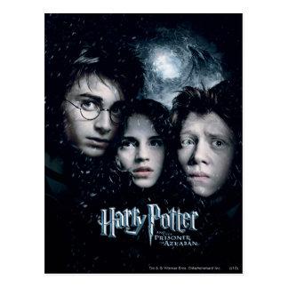 Affiche de film de Harry Potter Carte Postale
