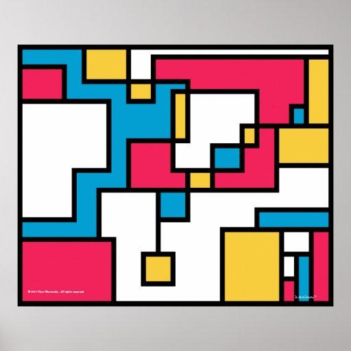 Affiche de Pixel-Plasticism