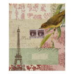 Affiche française de collage