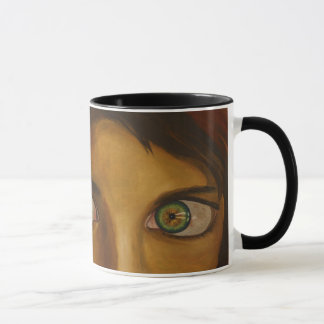 Afghanische Augen Tasse
