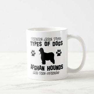 Afghanische Jagdhundentwürfe Kaffeetasse