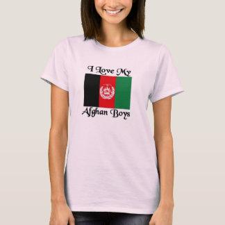 Afghanische Jungen T-Shirt