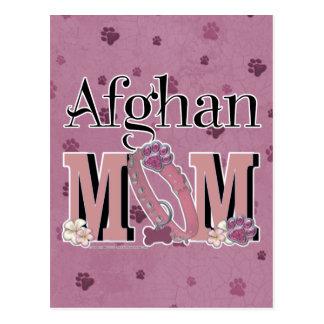Afghanische MAMMA Postkarten