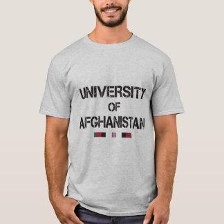 Afghanisches Schädel-Shirt des Veterans D 1 T-Shirt