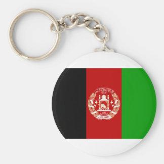 Afghanistan-Flagge Schlüsselanhänger