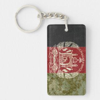 Afghanistan-Flaggen-Schlüsselketten-Andenken Schlüsselanhänger