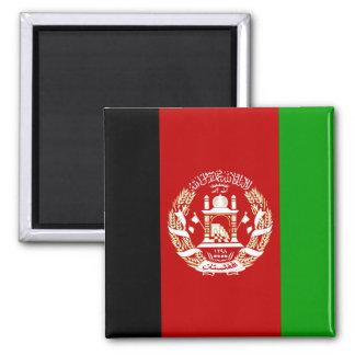 Afghanistan Quadratischer Magnet
