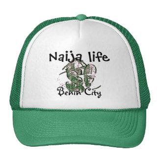 Africankoko kundenspezifische Benin Stadt Nigeria Kappe