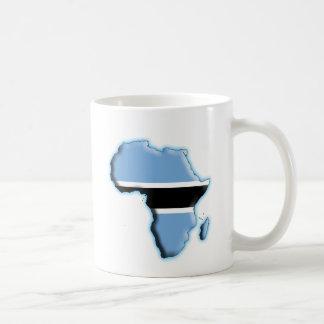 AFRIKA: BOTSWANA KAFFEETASSE