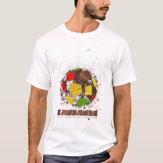 Afrika für Afrika Bonk vorbei - Kandanda T-Shirt