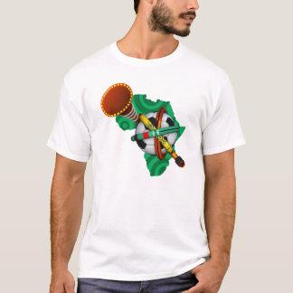 Afrika für Afrika Bonk vorbei - Shika T-Shirt