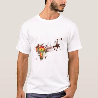 Afrika für Afrika Bonk vorbei Teke T-Shirt