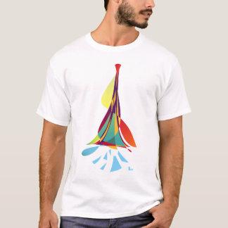Afrika für Afrika Bonk vorbei - Vuvuzela T-Shirt