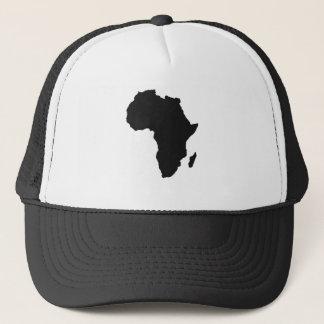 Afrika-Kontur Truckerkappe