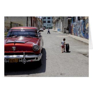 Afrikaner Hamel Bezirk, Havana, Kuba, UNESCO Karte