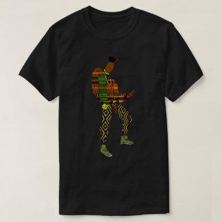 Afrikanische angesagte Hopfenart T-Shirt