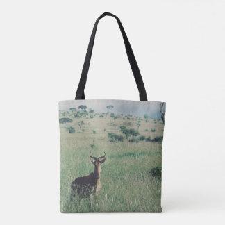Afrikanische Antilopen-Taschen-Tasche Tasche