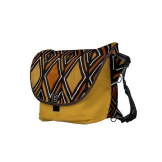 Afrikanische Bote-Tasche Kuriertasche