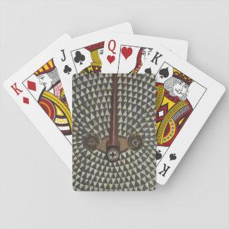 Afrikanische Element-Spielkarten I Spielkarten