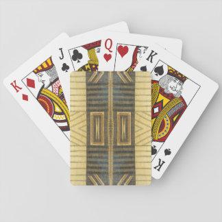Afrikanische Element-Spielkarten II Spielkarten