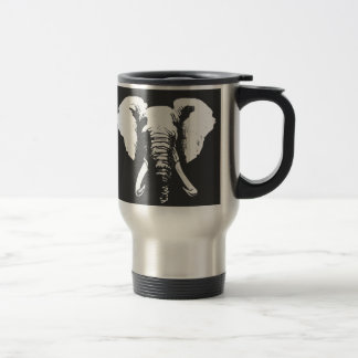 Afrikanischer Elefant Tee Haferl