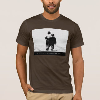 Afrikanisches Sprichwort T-Shirt