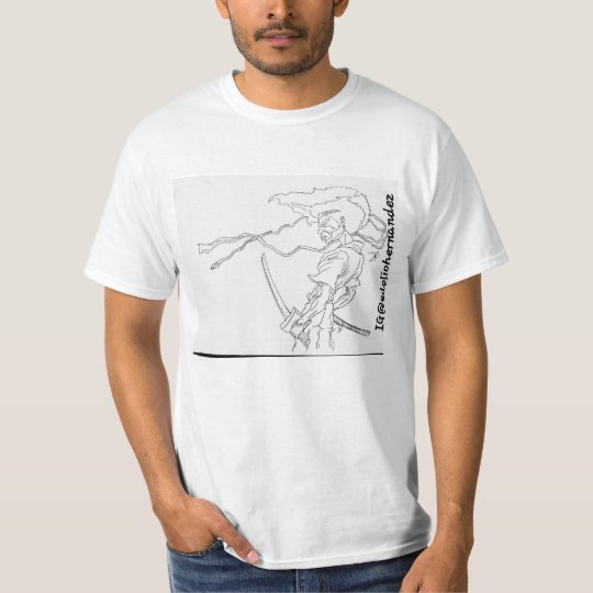 Afro-Samurai-T - Shirt