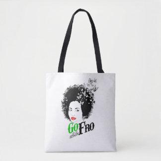 Afro-Taschen-Tasche Tasche
