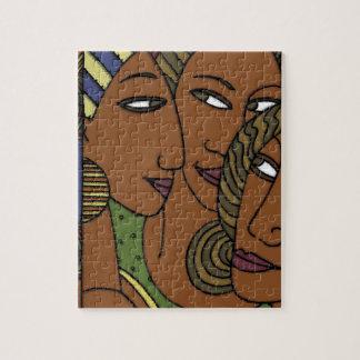 Afroamerikanerfrauen-Schwesterfreunde