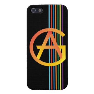 AG, das Telefon-Kasten läuft iPhone 5 Schutzhüllen
