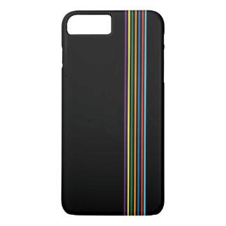 AG-Streifen-Telefonkasten iPhone 8 Plus/7 Plus Hülle