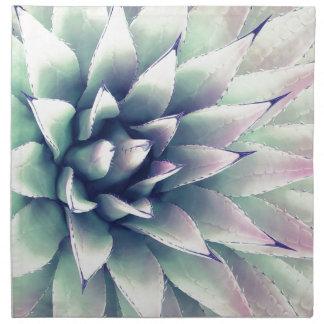 Agaven-Pflanze Serviette