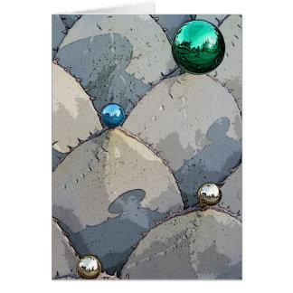 Agavenfeiertags-Grußkarte Grußkarte