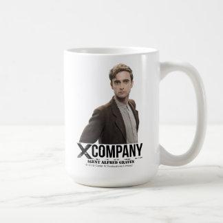 Agent-Alfred-Gräber Kaffeetasse
