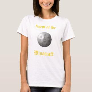 Agent des Wisecraft! T-Shirt