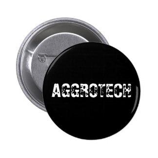 Aggrotech Knopf Anstecknadel