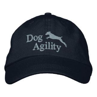 Agility-Weimaraner gestickter Hut (blau)