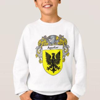 Aguilar Wappen (überzogen) Sweatshirt