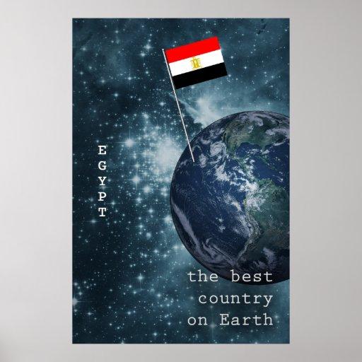 Ägypten aus dieser Welt heraus Poster