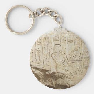 Ägypten-Hieroglyphe keychain Schlüsselanhänger