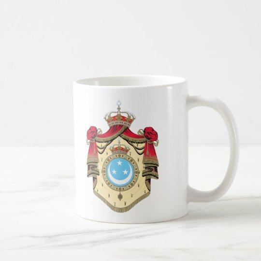 Ägypten-Wappen (1923-1958) Kaffeetasse
