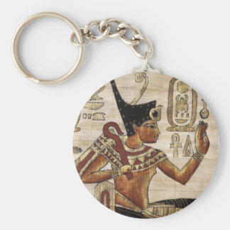Ägypter Keychain Standard Runder Schlüsselanhänger